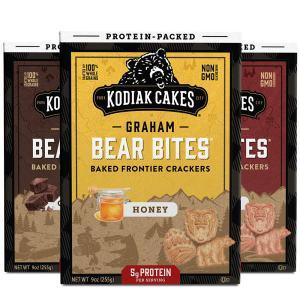 Kodiak Cakes Bear Bites