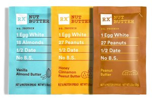 RX Nut Butters Packs