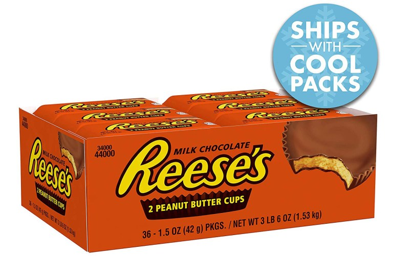 Reese's Peanut Butter Cup Candy