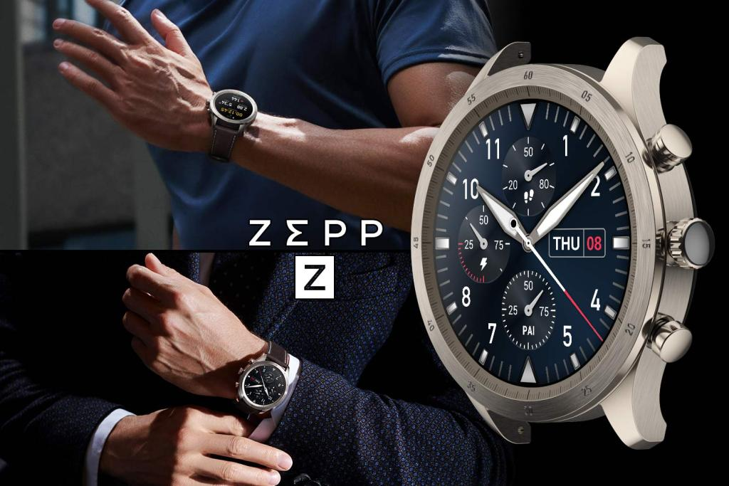 Best Mens Fitness Smartwatch? | Zepp Z