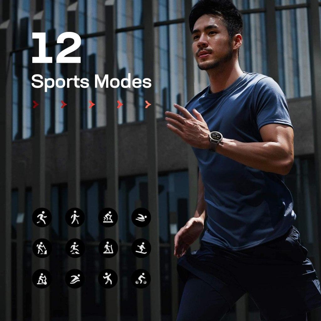 Zepp Z Smartwatch - 12 Sport Modes