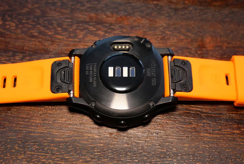 Garmin Fenix 6S Pro GPS Watch - Heart Rate Monitor