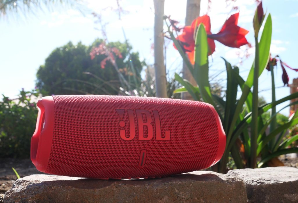 JBL-Charge-5-Bluetooth-Speaker---Outdoor-Gardening