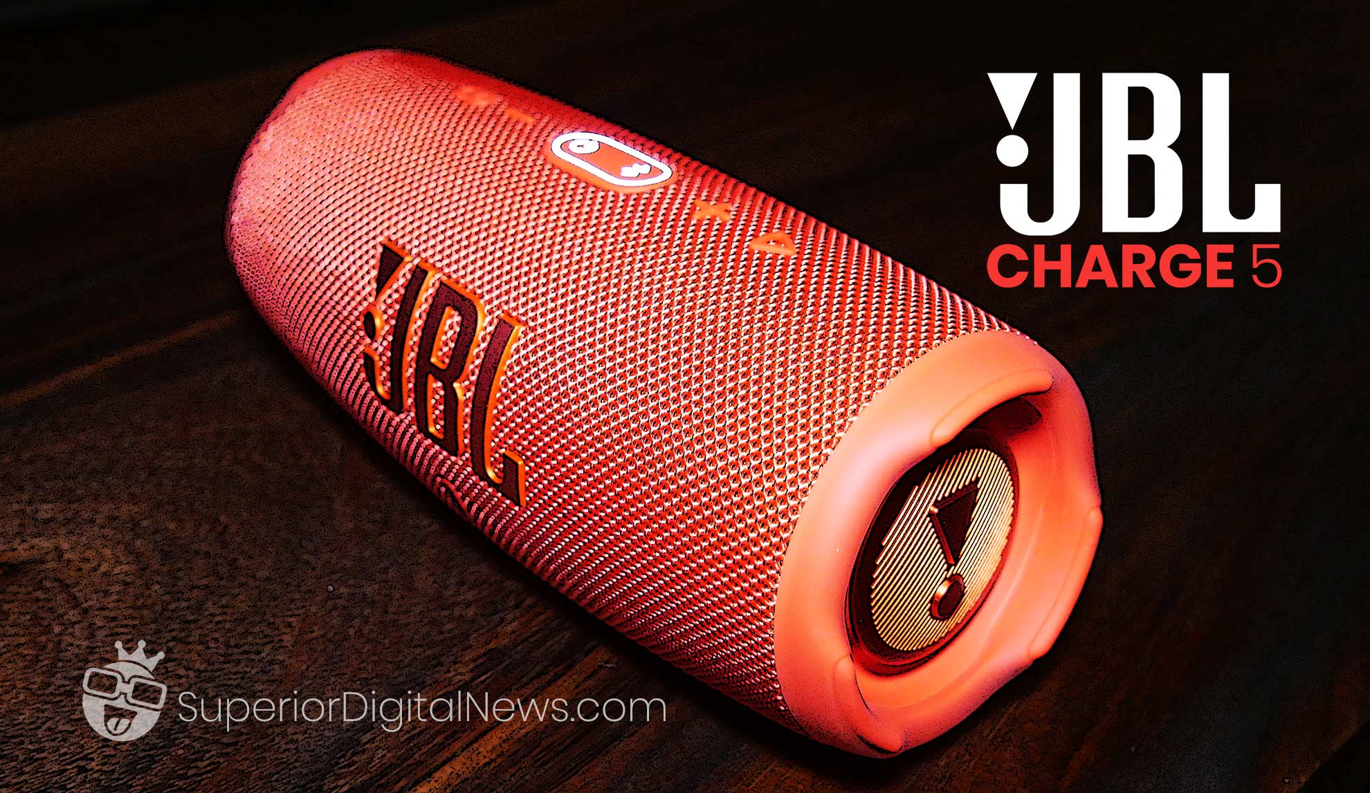 JBL Charge 5 Is Here!!! | #1 Portable Bluetooth Speaker 2021