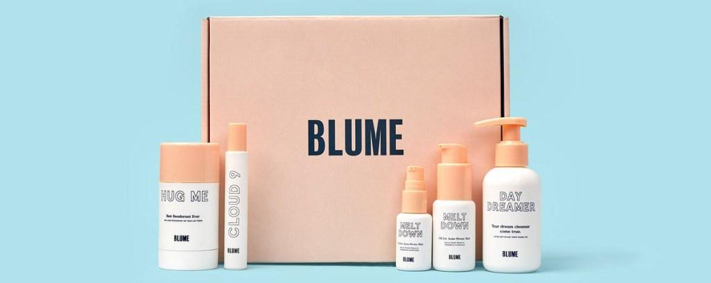 Blume Organic Femine Products