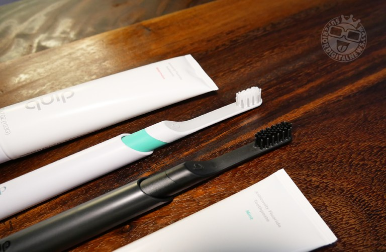 Quip Electric Toothbrushes for Families