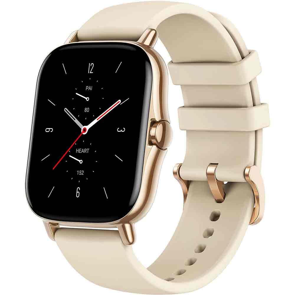 Best Budget Smartwatch Amazfit GTS 2 Desert Gold