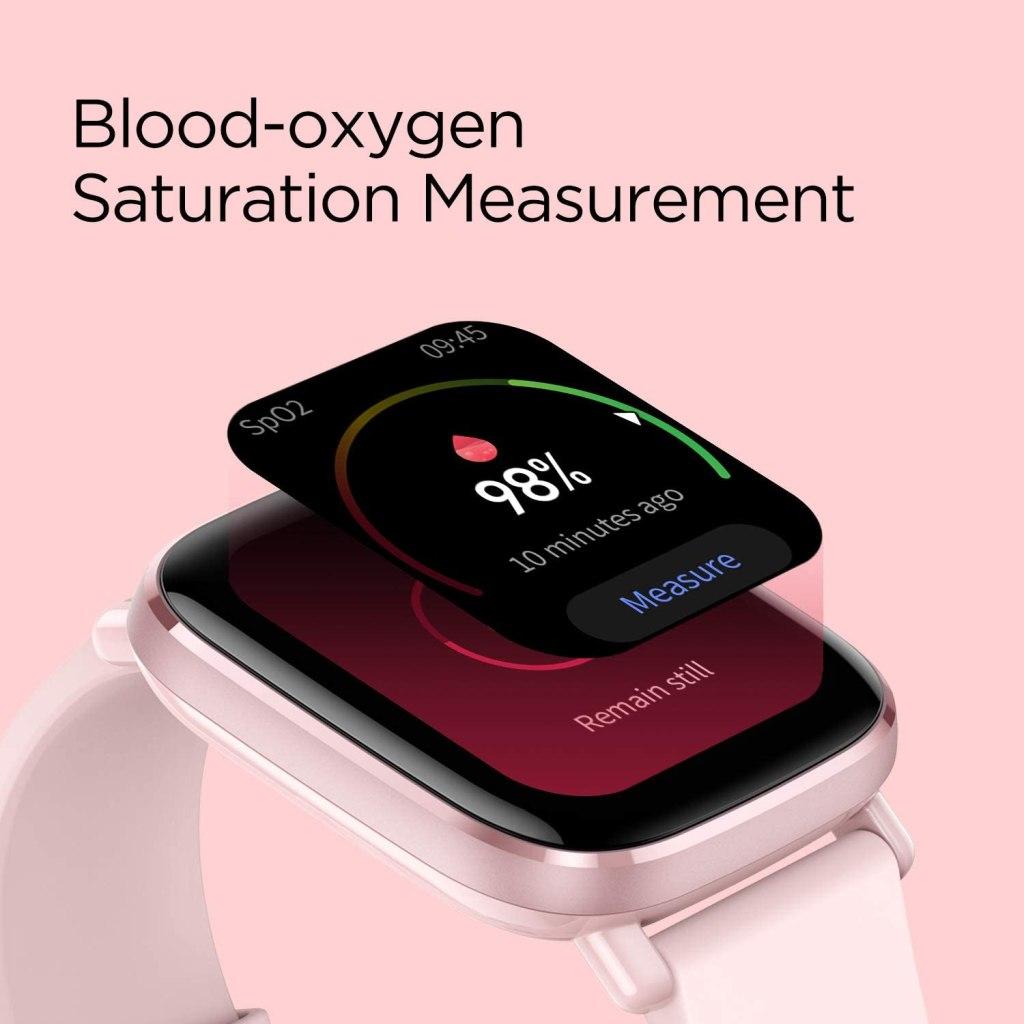 Amazfit GTS Mini Blood-Oxygen SpO2
