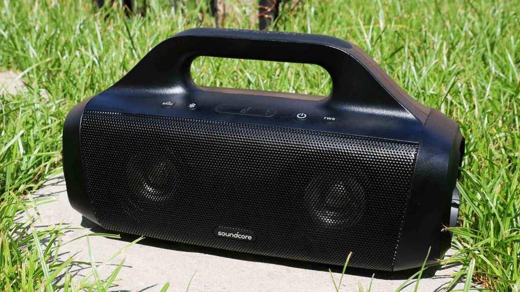 Anker Soundcore Motion Boom Best Portable Bluetooth Speaker Under $100