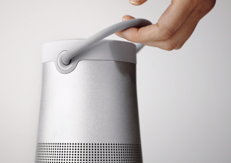 Bose SoundLink Revolve+ II - Flexible Fabric Handle