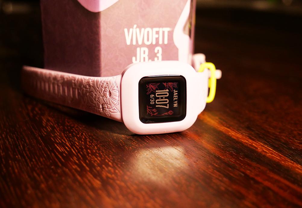 Garmin Viviofit Jr. 3 | Best Fitness Tracker For Kids