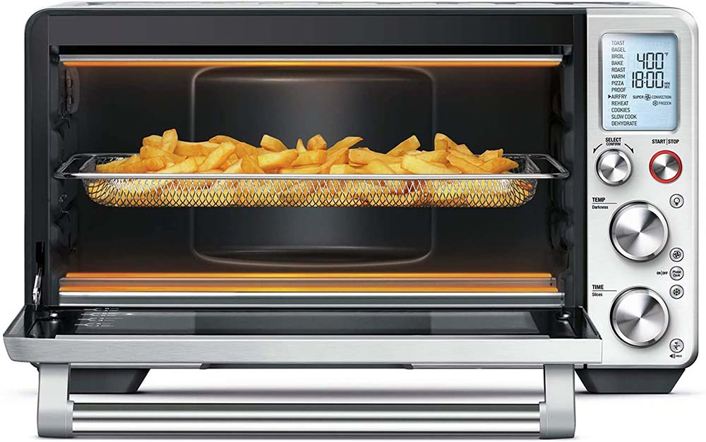 Breville Smart Oven Air Fryer Pro - Air Fry Cooking Function
