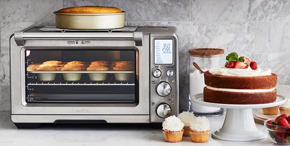 Breville Smart Oven Air Fryer Pro - BAKE Cooking Function