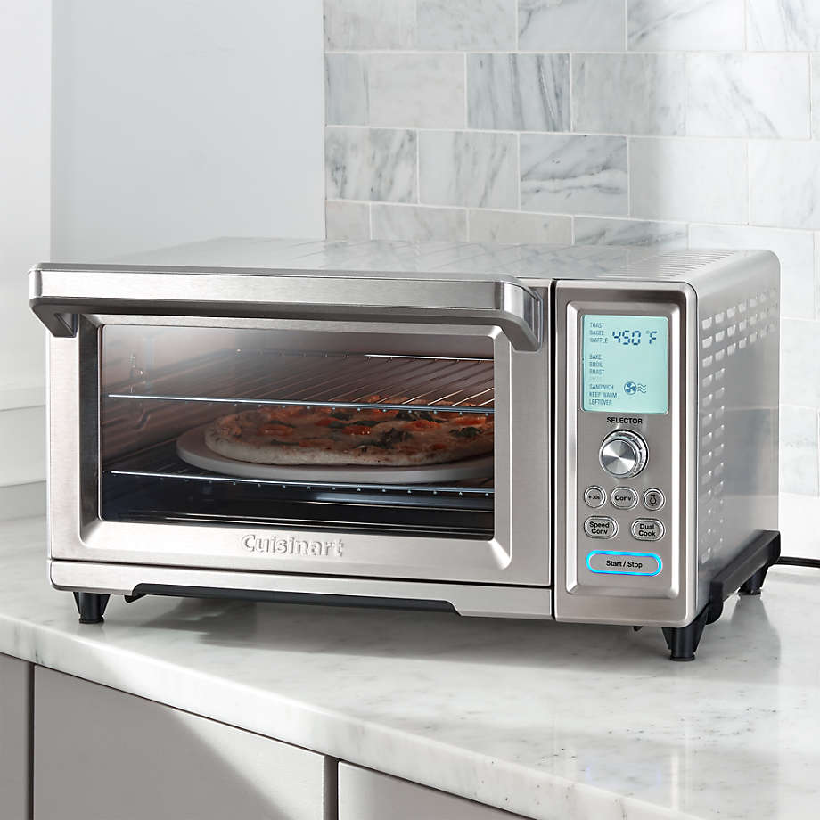 Cuisinart Chef's Convection Toaster Oven Pizza Mode