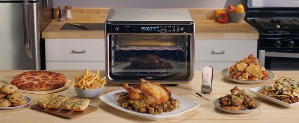 Ninja DT251 Foodi Smart XL Pro 10-In-1 Toaster Oven