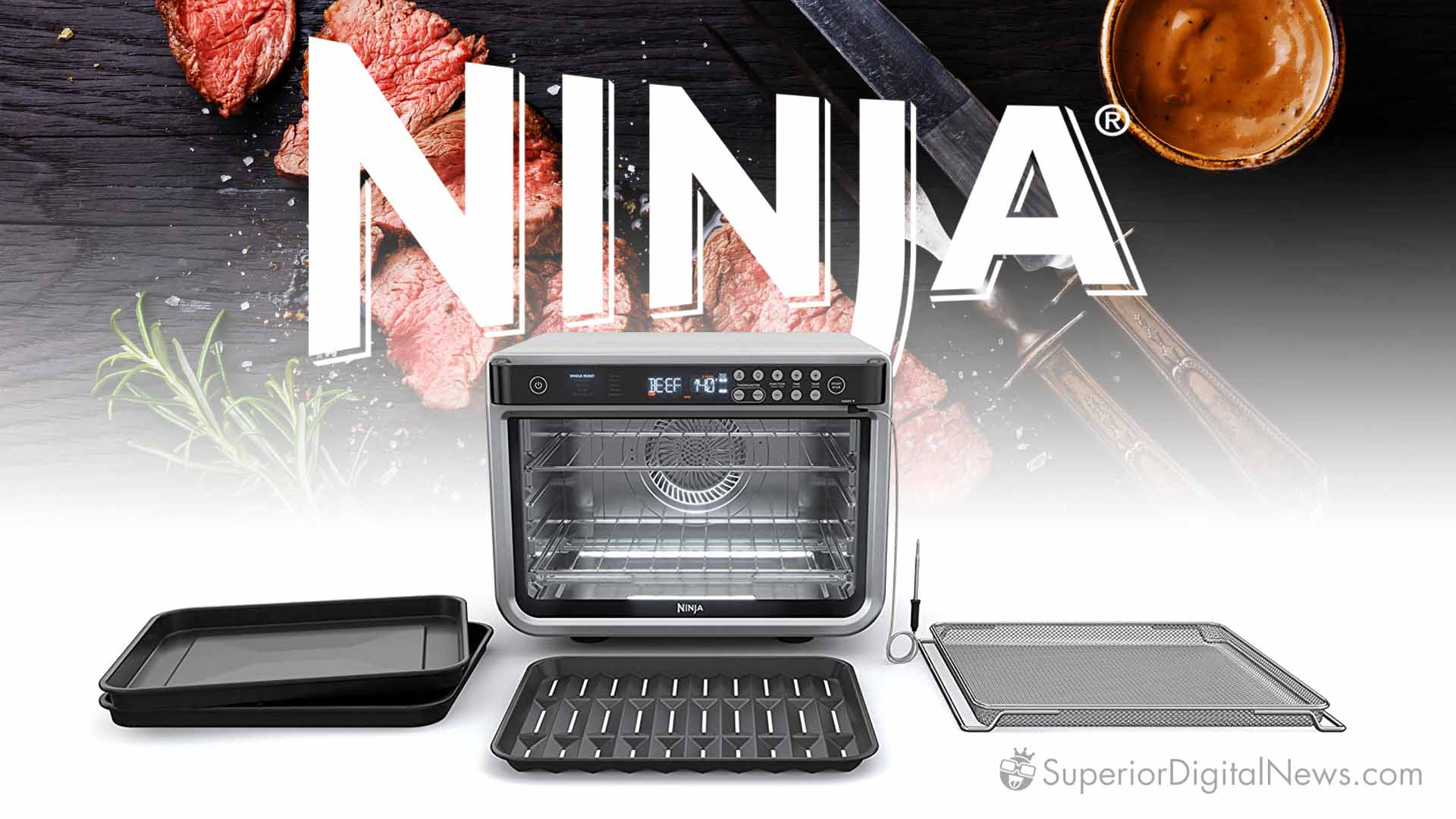 You are currently viewing Ninja DT251 Foodie Smart XL Pro Review