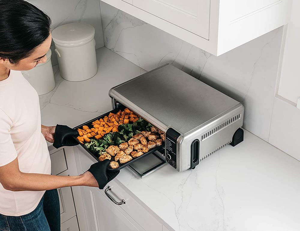 Ninja SP101 Foodi Toaster Oven - Large 13in x 13in Oven Pan