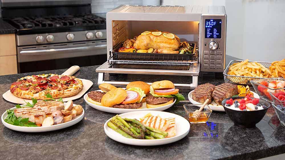 NuWave Bravo XL 12-In-1 Smart Oven
