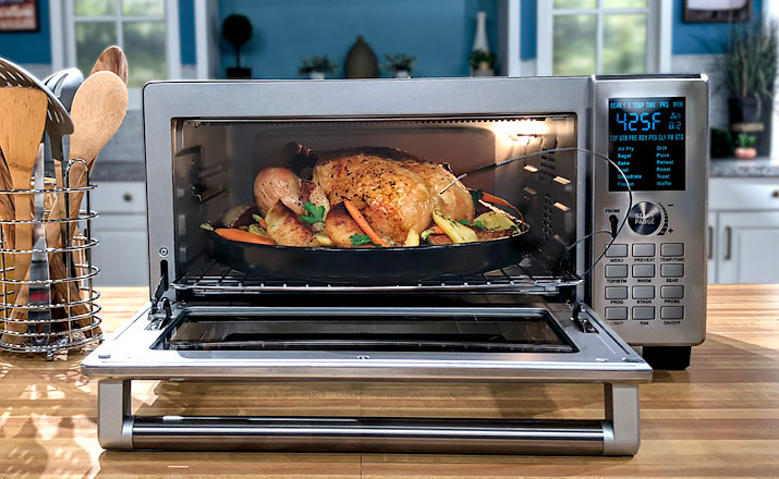 NuWave Bravo XL Smart Oven - Temperature Probe