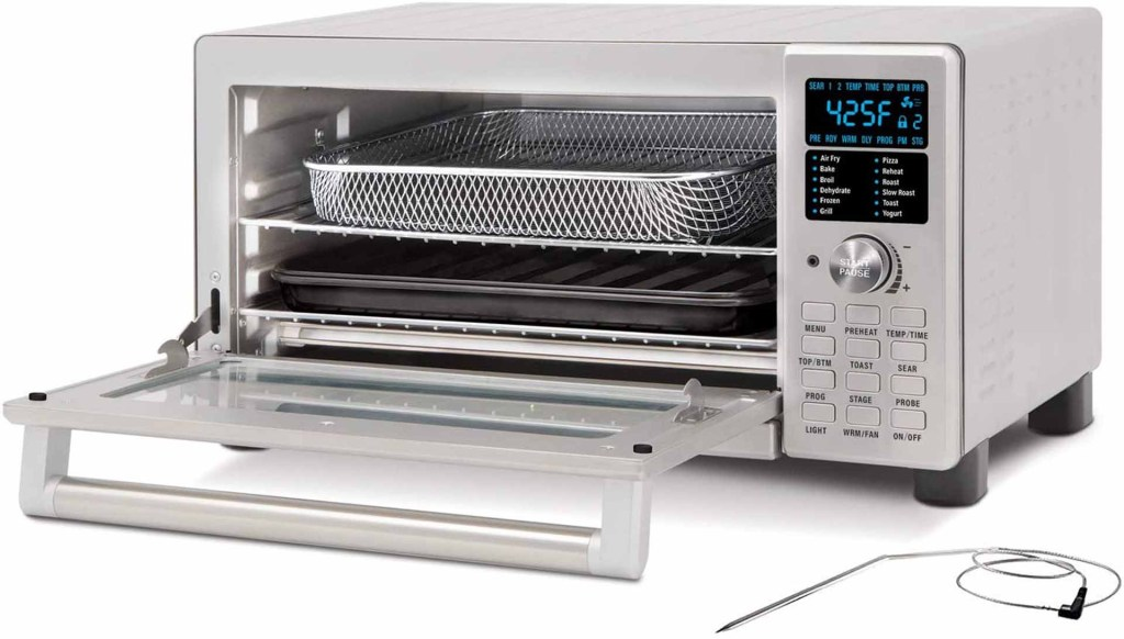NuWave Bravo XL Smart Oven and Air Fryer