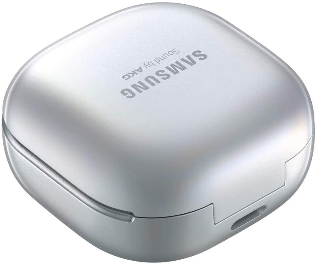 Samsung Galaxy Buds Pro - Phantom Silver Charging Case