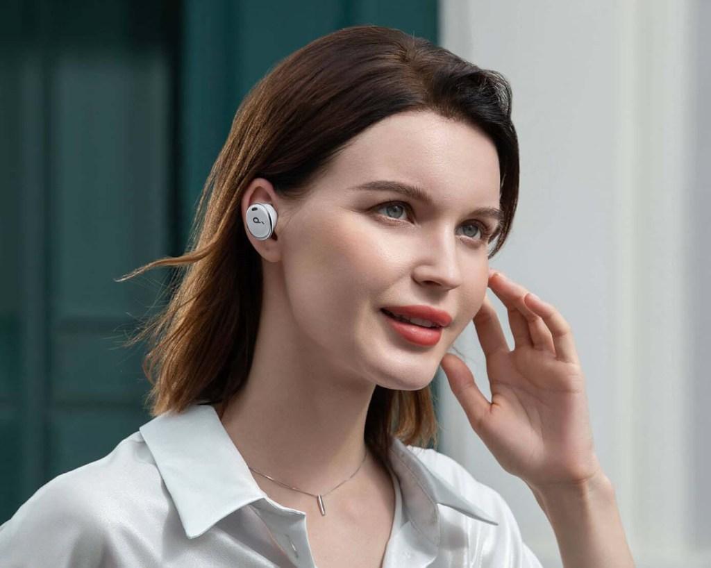 Anker Soundcore Liberty 3 Pro True Wireless Earbuds - Frost White
