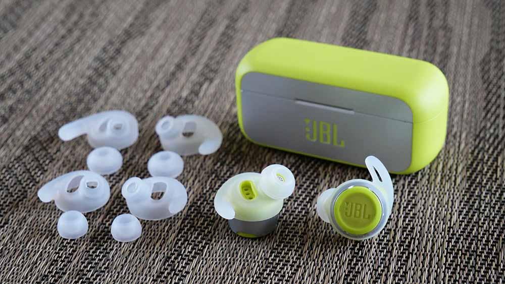 JBL Reflect Flow - Ear Tips and Ear Wings