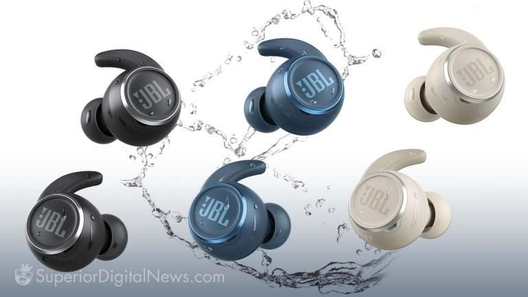 JBL Reflect Mini Wireless Fitness Earbuds