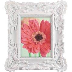girl white frame