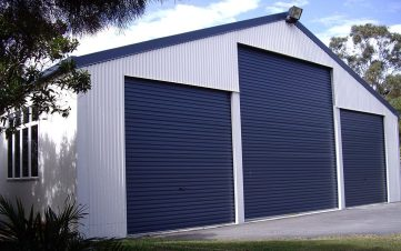 Custom Colour Designs - Shed Builders on the Sunshine Coast