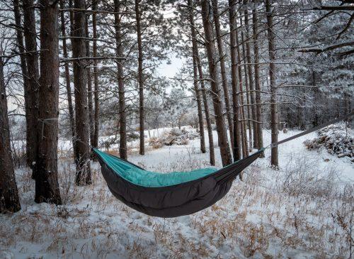 Superior Hammock Winter