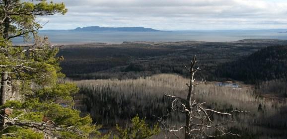 Mt. Godfrey Old Ski Trail Route