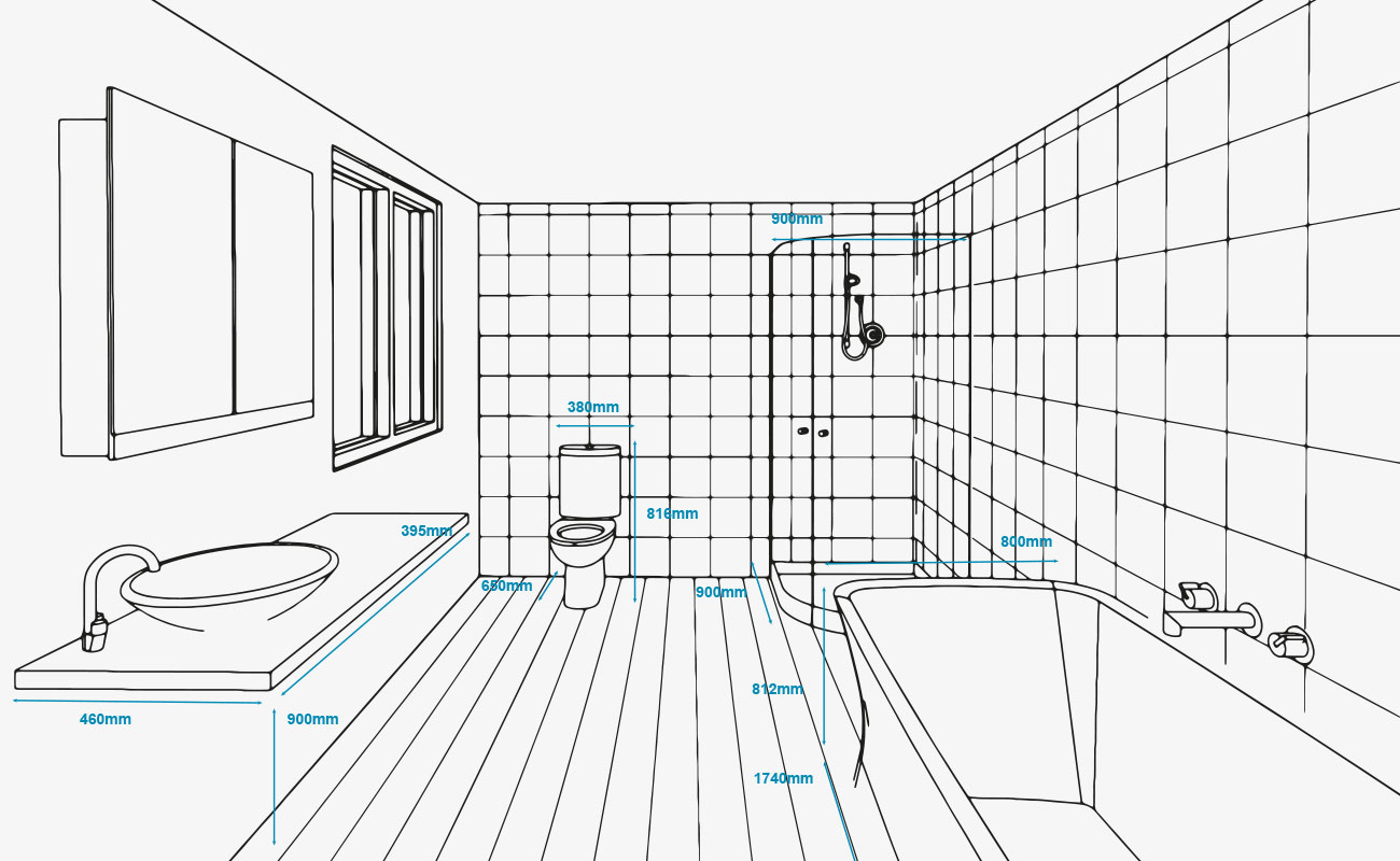 Top Tips On How To Remodel Your Bathroom Within Your