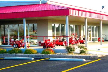 Superior Rents Equipment Rental Springfield MO Kearney Location