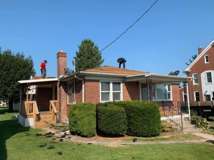 New Oxford PA 17350 Roofing Contractor: Wind Damage Roof Repair by Superior Services