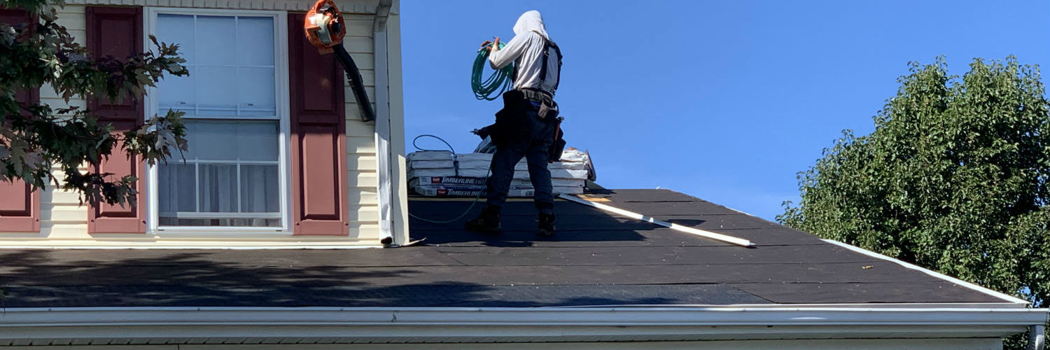 Roof Repair in manchester maryland 2158 by roofing contractor superior services of pa and maryland