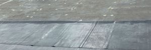 EPDM flat rubber roofing on commercial property in Hanover PA 17331 by Superior Services of PA & MD