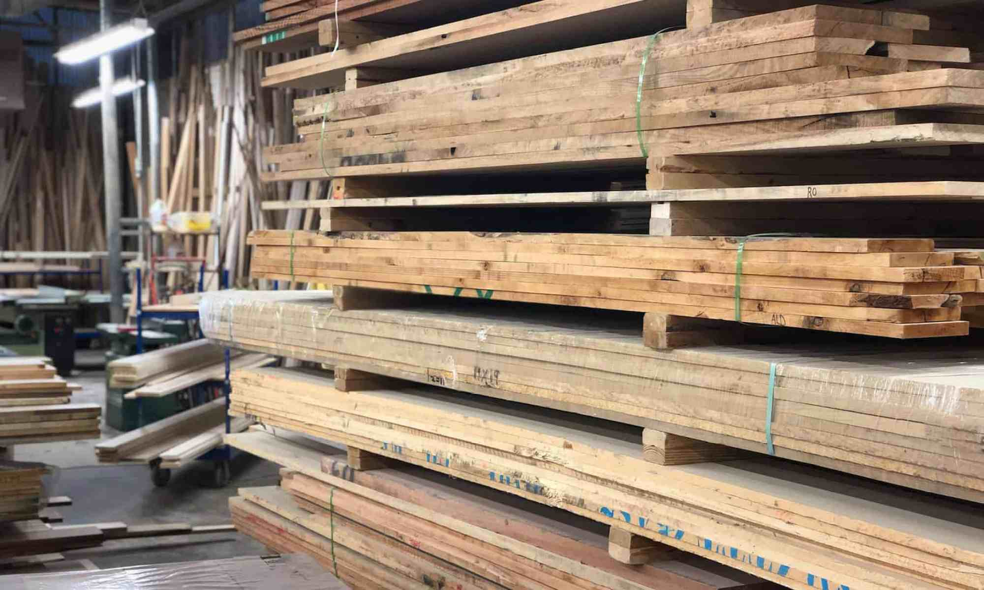 Superior Shop Drawings - Lumber