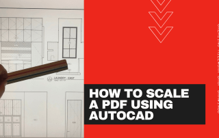 Scale a PDF Using AutoCAD