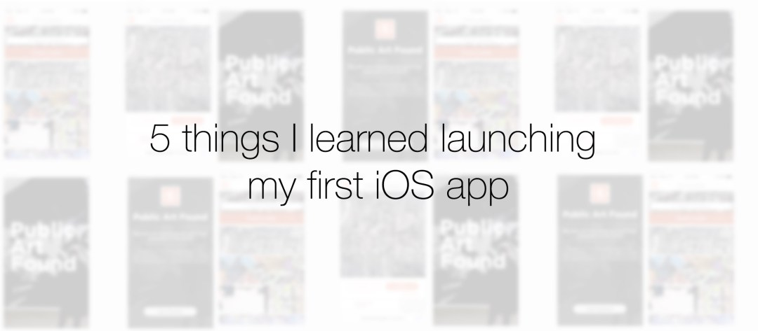 5 things to consider when launching your first app