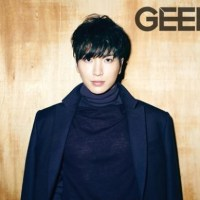 'GEEK' releases Leeteuk's last magazine photo shoot before enlisting