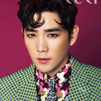 'GEEK' releases Leeteuk's last magazine photo shoot before enlisting