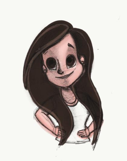 Kat Pendergast Self Portrait