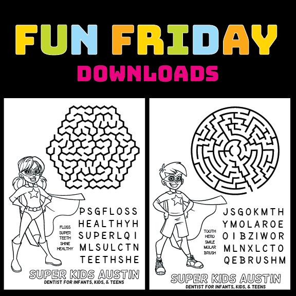Fun Friday Downloads