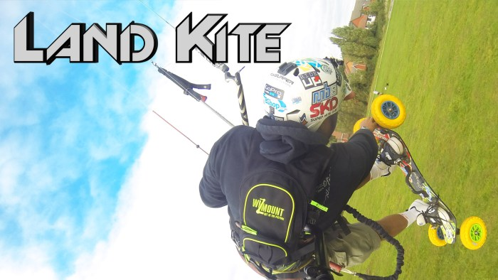 land-kite-website