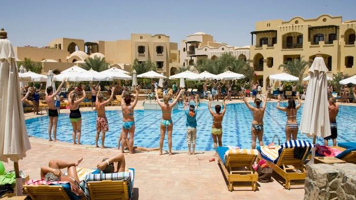 pool egypt