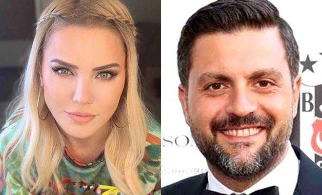 Ece Erken'in yeni sevgilisi Şafak Mahmutyazıcıoğlu'ndan açıklama geldi!