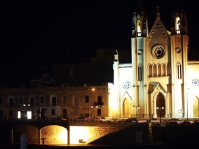 Kirche bei St. Julians