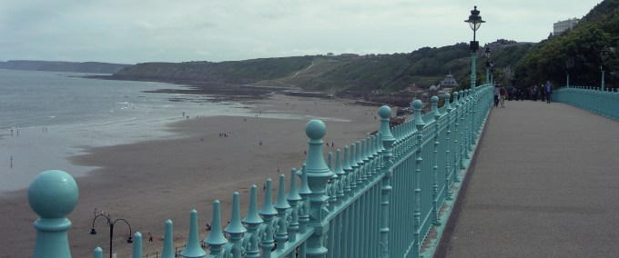 Küste von Scarborough - Fototagebuch England – Scarborough
