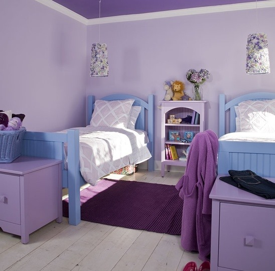 3 autres couleurs que le rose pour une chambre de princesse superlipos s. Black Bedroom Furniture Sets. Home Design Ideas